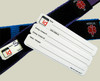 ID card is kept securely and out of sight within the Child Safety ID bracelet