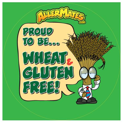Stickers-Wheat & Gluten Free