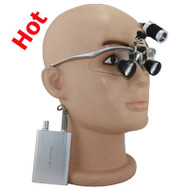 TTL loupes dental loupes surgical loupes 2.5X With headlight CYH-002