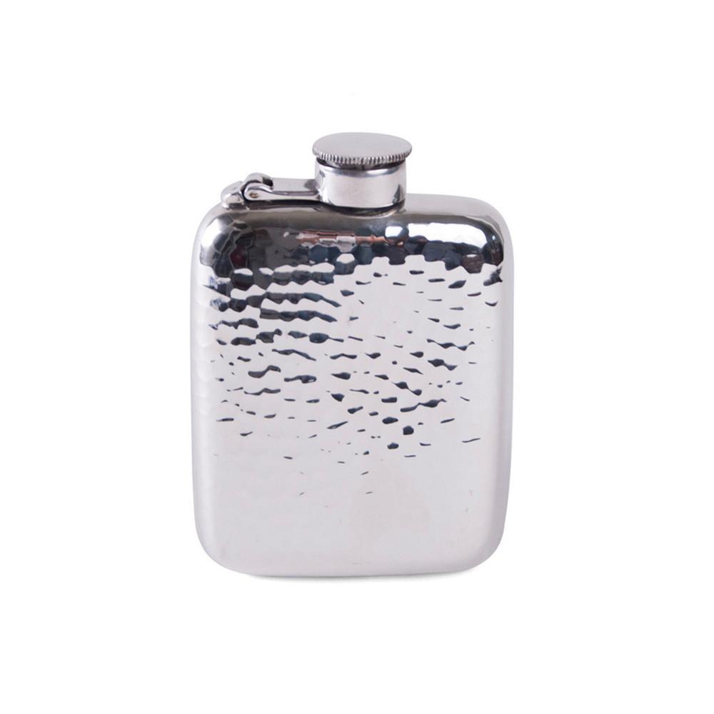 Wentworth Flask - 4oz Hammered