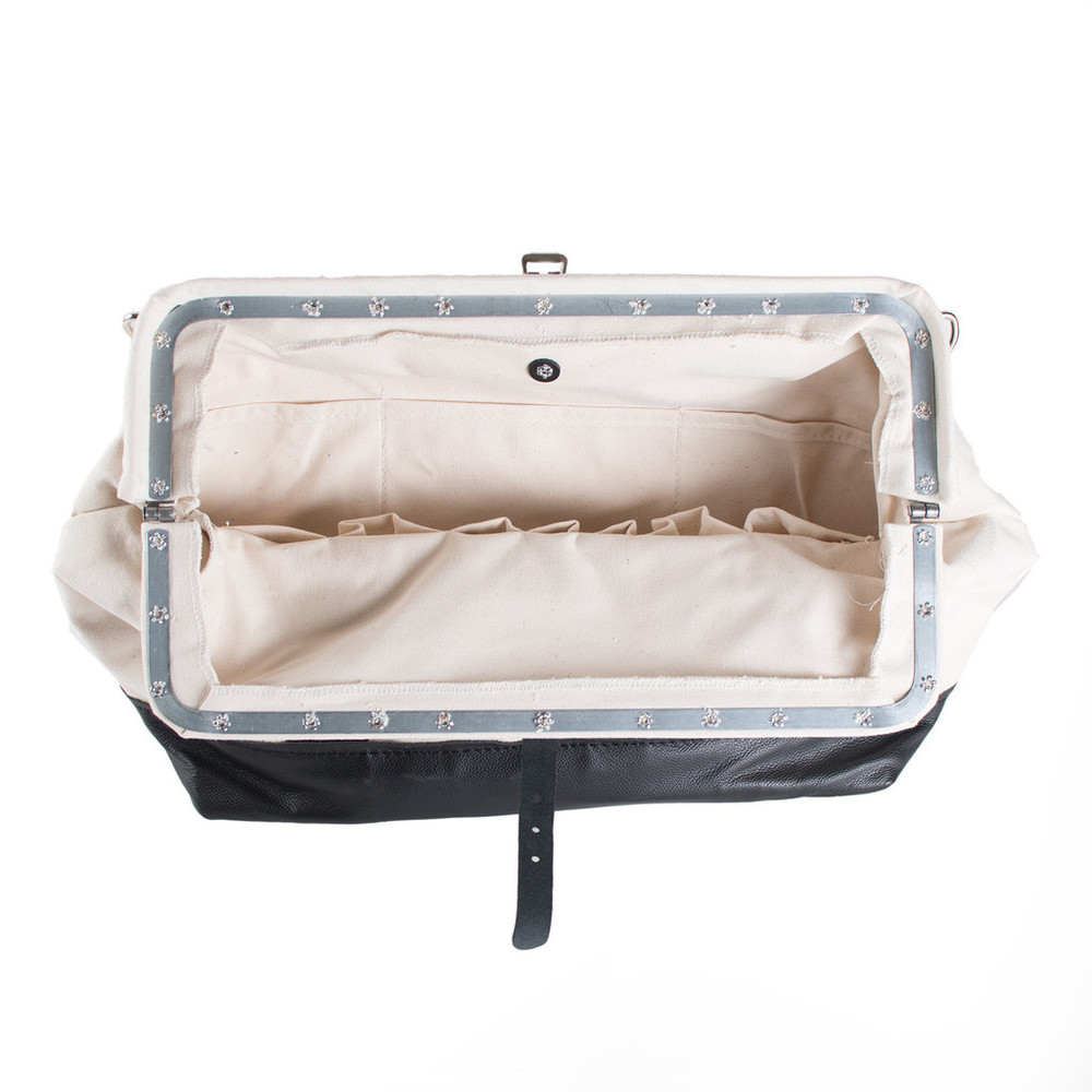 "Klein Tools 18"" Canvas Pocketed Toolbag"