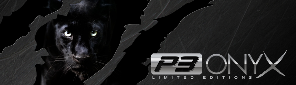 Predator P3 ONYX