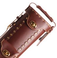 Instroke Original Leather Cowboy Series - Brown - 2x2 - Top