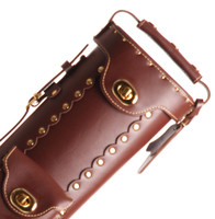 Instroke Original Leather Cowboy Series - Brown - 3x5 - Top