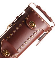 Instroke Original Leather Cowboy Series - Brown - 3x7 - Top