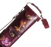 Instroke Rose Series - Purple - 3x5 - Top