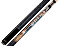 Players Y-B02 - 52 Inch Youth Cue w/Case - Thumbnail