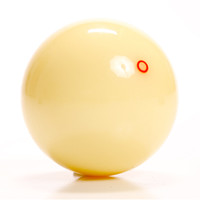 Aramith Red Circle Cue Ball
