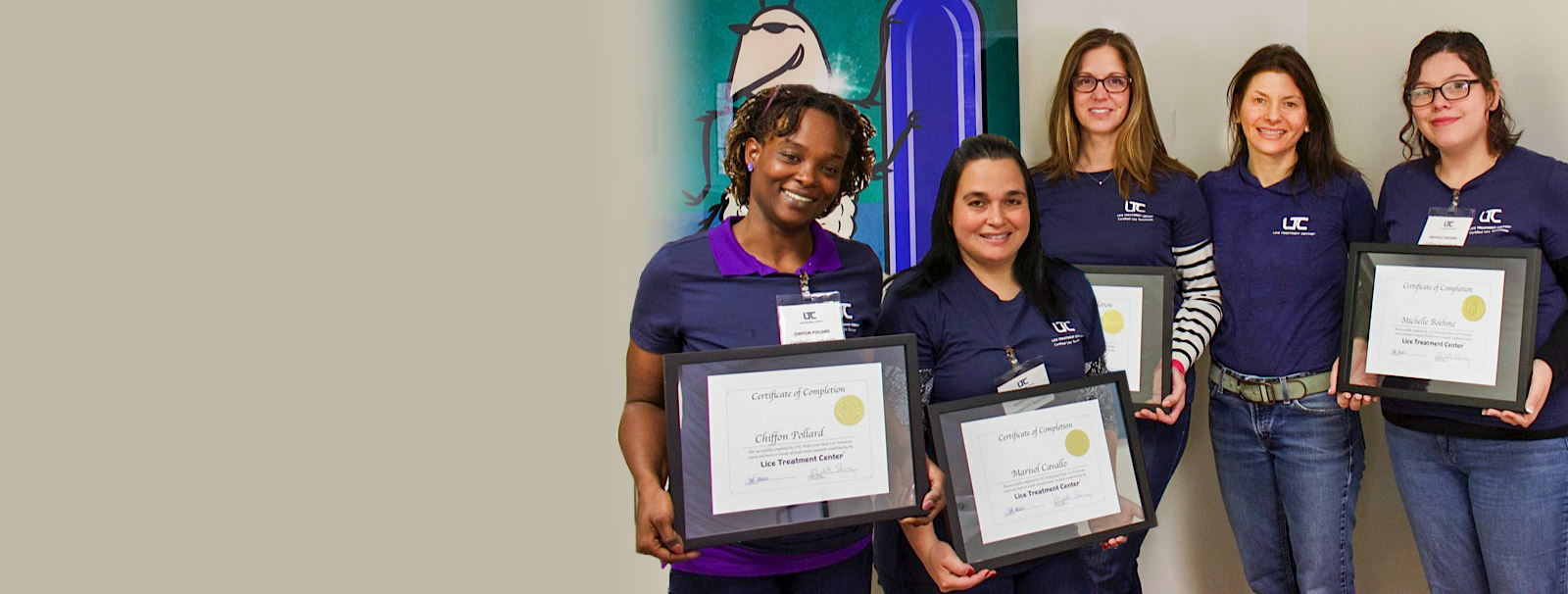 Certified Lice Technician Training Program Dec. 3 & 4, 2015