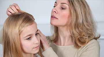 How to Detect Head Lice