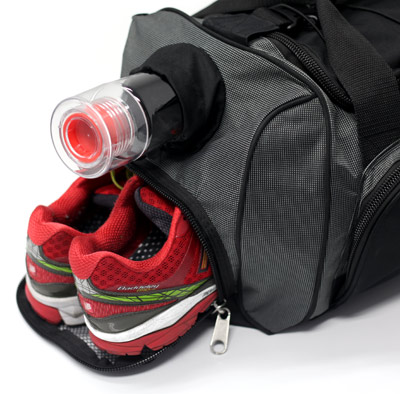 Complete Your Fitness Look And Head To The Gym In Style With This Vitalstrength Carry Bag
