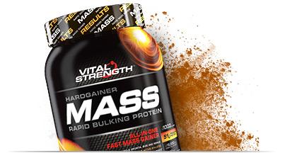 Hardgainer Mass Protein Powder