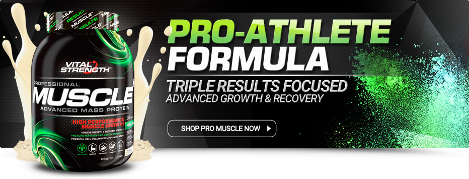 Buy Pro Muscle Protein Powder Online