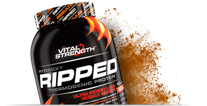 Ripped Protein Nutrition