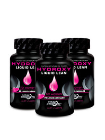 Hydroxy Liquid Lean 90 liquid capsules