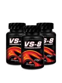 VS-8 Thermogenic Burner 120 liquid capsules