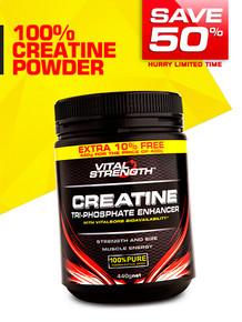 Creatine Tri-Phosphate Enhancer 400g + 10% FREE