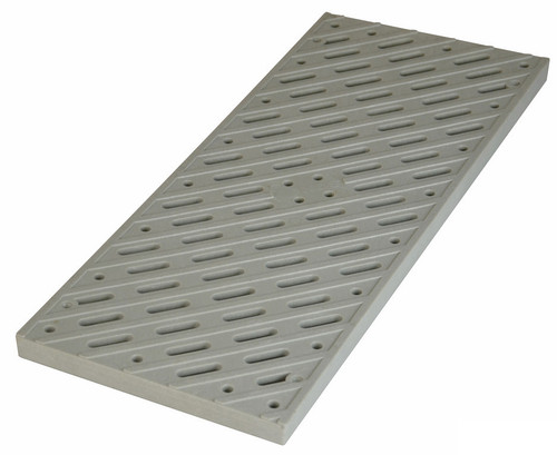 "NDS Pro Series 8"" Pedestrian Channel Grate"