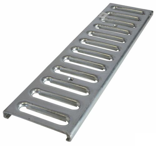 NDS Dura Slope Galvanized Steel Grate (Each)