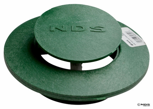 "6"" NDS Pop-Up Emitter Only (Green) (Each) (Box of 15)"