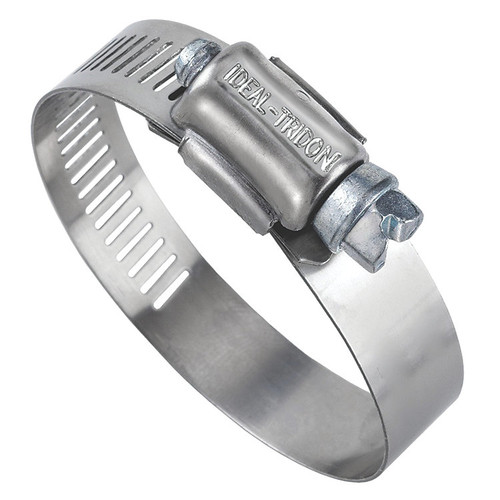 """Ideal 63004-0188 Stainless Steel Clamp (2"""" - 12.5"""") (10 Pack)"""