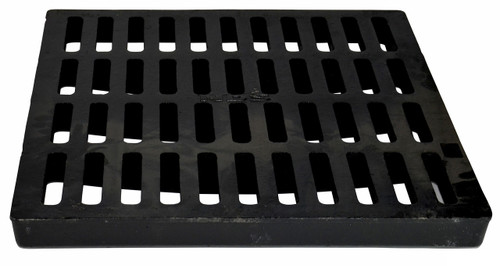 """NDS Square Cast Iron Grate for 24"""" Basin"""