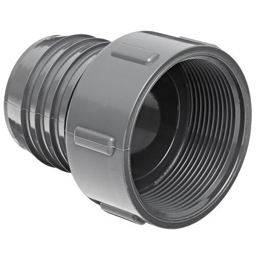 """1 1/2"""" PVC Insert Female Adapter (FPT x Insert)"""