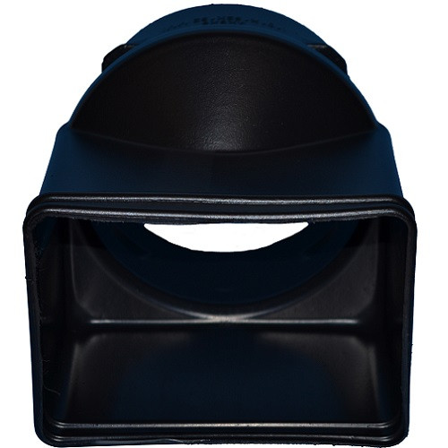 """HDPE  4"""" x 6"""" x 6"""" Singlewall Downspout Adapter"""