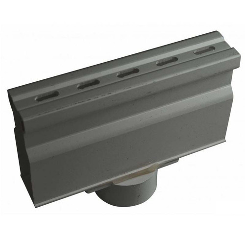 NDS Micro Channel Bottom Outlet - Gray