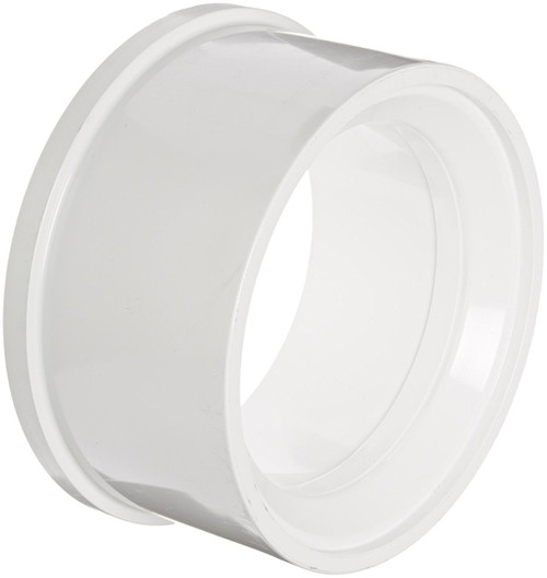 "4"" x 2"" PVC DWV Reducer Bushing (Sp x S)"
