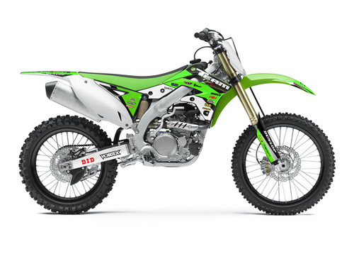 EVOLV KDX 50 - Team Racing Graphics
