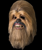 Star Wars Movie Deluxe Chewbacca Halloween Mask Costume