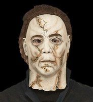 Michael Myers Rob Zombie Halloween Movie Mask Costume