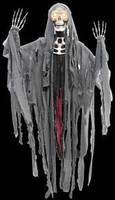Animated Peeper Reaper Moving Eyes Halloween Prop Decor