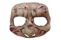 Comfortable Zombie Corpse Face Latex Halloween Costume Half Mask