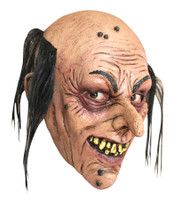 Kids Wizard Troll Witch Monster Halloween Costume Mask
