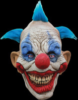 Dammy the Clown Creepy Circus Evil Freak Halloween Costume Mask
