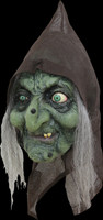Old Hag Forest Wicked Witch Halloween Costume Mask