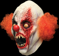 Creepy Killer Evil Circus Freak Clown Halloween Costume Mask