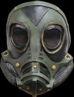 M3A1 Futuristic Hazmat Gas Halloween Costume Mask