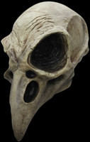 Crow Raven Beaked Bird Skull Cult Halloween Costume Mask