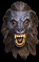 American Werewolf in London Wolfman Wolf Creature Halloween Costume Mask