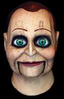 Dead Silence Billy Creepy Puppet Halloween Costume Mask