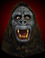 King Kong Gorilla Classic Horror Halloween Costume Mask