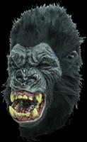 Rage Ape Gorilla Fierce Raging Horror Halloween Costume Mask
