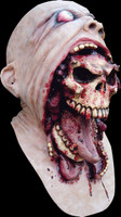Gore Blurp Charlie Throwing up Skull Tongue Halloween Costume Mask
