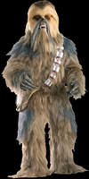 Star Wars Movie Chewbacca Supreme Edition Halloween Mask & Costume