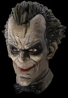 Batman Dark Knight The Joker Arkham City Halloween Costume Mask