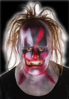 Slip Knot Slipknot Band Clown Halloween Costume Face Mask