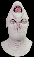 Freaky Intense Upside Down Head Halloween Costume Mask